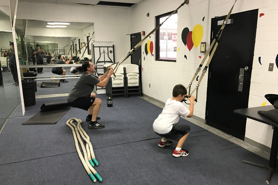 1-1 Personal Performance Training